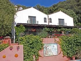 Bed + Breakfast Hotel La Viña de Liñán - Jimena de la Frontera - James Bond - Provinz Cadiz Andalusien Spanien