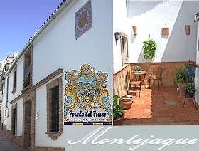 Hotel Posada del Fresno Montejaque Provinz Málaga Andalusien Spanien