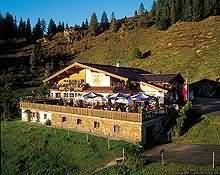 James Bond auf der Ochsalm über Kirchberg - Tirol/Österreich