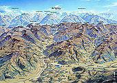 James Bond und die Kirchberger Berge in Tirol/Österreich