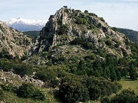 Naturpark Sierra Huétor - Andalusien - Spanien