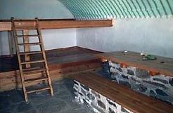 Refugio Carigueela del Veleta im Nationalpark Sierra Nevada, Andalusien, Spanien