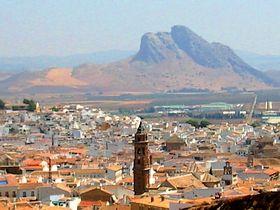 James Bond in Antequera - Provinz Málaga Andalusien Spanien