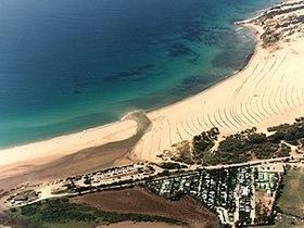 Campingplatz El Jardin - Tarifa - Costa de la Luz - Provinz Cádiz - Andalusien - Spanien