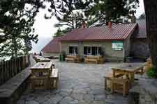 James Bond Olymp - Berghütte Spilios Agapitos - Griechenland