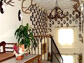 Hotel Sierra de Ubrique Provinz Cadiz Andalusien Spanien