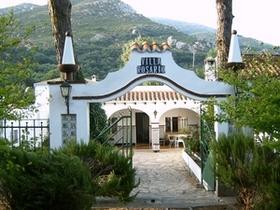Hotel Villa Rosario - Tarifa - James Bond - Provinz Cadiz Andalusien Spanien
