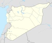 Mumbaqat está localizado na Síria