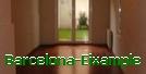 Geschäftsräume mit Garten-Wohnung in Barcelona-Eixample Katalonien Spanien zu verkaufen