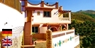 Finca-Villa in Jete-Almuñécar - Provinz Granada - Andalusien - Spanien zu verkaufen