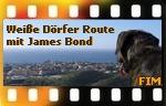 Button Weisse Dörfer Tour mit James Bond Dog Online-Marketing Ideen-Werkstatt Fim Las Palmas