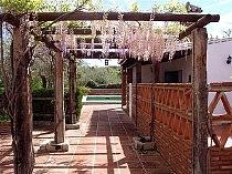 Villa Chalet Haus in Alhaurín de la Torre Costa del Sol Malaga Andalusien Spanien zu verkaufen
