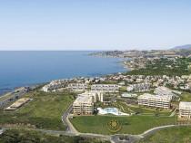 grosse Luxus-Wohnung in Mijas Costa del Sol Malaga Andalusien Spanien zu verkaufen