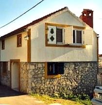Ferienhaus Märchenhaus Hänsel + Gretel Insel Murter Dalmatien Kroatien mieten - Urlaub mit Hund