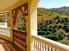 Ferienhaus Finca-Villa in Jete - Costa Tropical - Provinz Granada - Andalusien - Spanien mieten