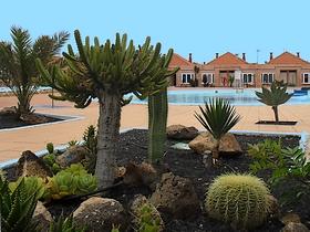 Ferienhaus Holiday-Villa Jardin Horizonte Fuerteventura Kanaren Spanien zu vermieten Schwimmbad