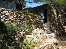 Ferienhaus Robinson Insel Murter Dalmatien Kroatien mieten - Urlaub mit Hund