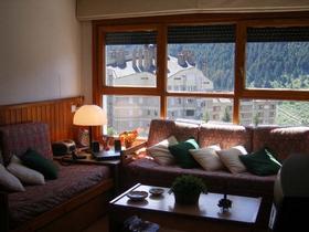 Ski-Ferienwohnung in Baqueira (Vaqueira) in den Pyrenäen (Hochgebirge) in der Provinz Lleida Katalonien Spanien zu verkaufen