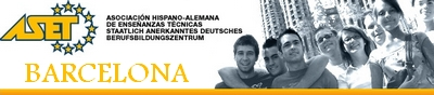 Deutsche Berufsschule in Barcelona - Katalonien - Spanien