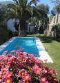 Finca-Haus mit Swimmingpool und Garten in Cadaqués an der Costa Brava Girona Katalonien Spanien