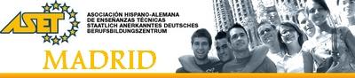 Deutsche Berufsschule in Madrid - Comunidad Madrid - Spanien