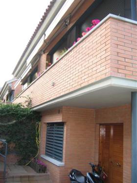 Chalet/Doppelhaushälfte in Sant Andreu de Llavaneres Barcelona Spanien zu verkaufen