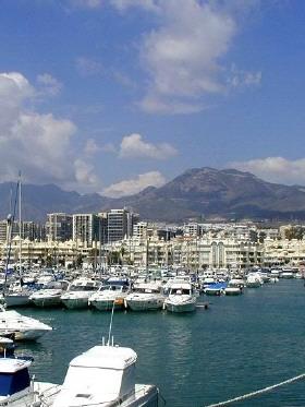 Strand-Wohnung am Meer Benalmadena Costa del Sol Malaga Andalusien Spanien zu verkaufen