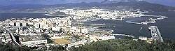 Provinz - Enklave Ceuta - Spanien