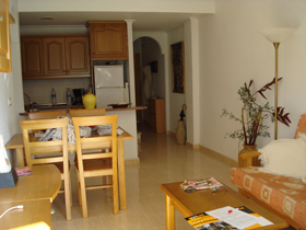 Penthousewohnung Maisonettewohnung La Zenia Orihuela Alicante Comunidad Valenciana Spanien zu verkaufen