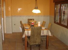 Haus Chalet mit großem Grundstück und privatem Schwimmbad in San Luis de Torrevieja Alicante Comunidad Valenicana Spanien zu verkaufen