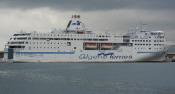 Fähre der Algerie Ferries