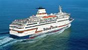 Fähre der Brittany Ferries