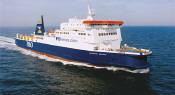 Fähre der P&O Ferries