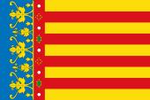 Flagge spanische, iberische Küche