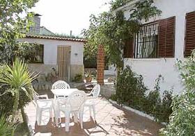 freistehendes Haus mit Garten in San Martin de Valdeiglesias Madrid Spanien zu verkaufen