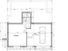 Bauzeichnung Garage spanien land leute urlaubreise ferienmiete immobilien
