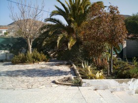 Finca Haus Chalet mit großem Grundstück und privatem Schwimmbad in San Vicente del Raspeig Alicante Comunidad Valenicana Spanien zu verkaufen