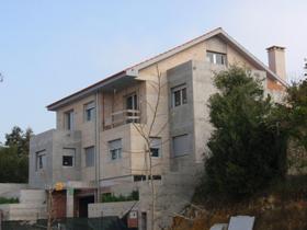 2 Doppelhaushälften in Nigrán Pontevedra Galicien Spanien zu verkaufen