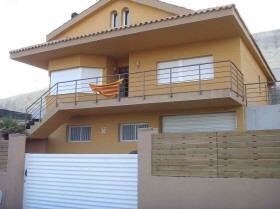 Chalet Haus Comarruga El Vendrell Tarragona Katalonien Spanien zu verkaufen