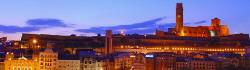 Lleida - Katalonien - Spanien