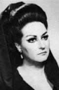 Montserrat Caballé - Sängerin Künstlerin - Katalonien - Spanien