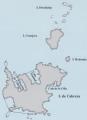 Nationalparks - Archipielago de Cabrera - Balearen - Spanien