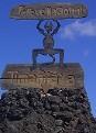 Nationalpark - Timanfaya - Lanzarote - Kanarische Inseln - Spanien