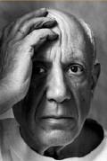 Pablo Picasso - Künstler Maler - Málaga - Andalusien - Spanien