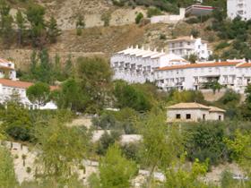 Charmantes Reihenhaus im sehr schönen Naturschutzgebiet Sierra de Castril zu verkaufen