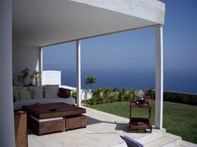 Villa in Tabaiba Alta 7 km entfernt von Santa Cruz auf Tenerifa Kanarische Inseln zu verkaufen