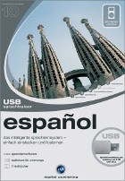 USB Sprachtrainer spanisch