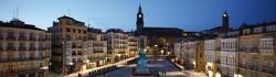 Vitoria-Gasteiz - Baskenland - Spanien