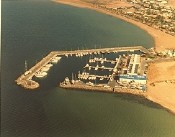 Yachthafen Club Nautico Mar de Cristal Cartagena Murcia Spanien