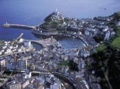 Yachthafen Luarca Asturien Spanien